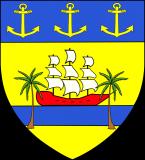 Герб города Абиджан