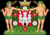 Герб города Антверпен