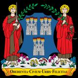 Герб города Дублин