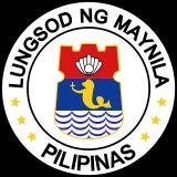 Герб города Манила