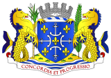Герб города Порт-Луи
