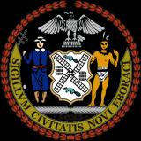 Герб города Нью-Йорк