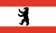 Флаг города Берлин
