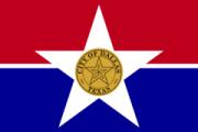 Флаг города Даллас