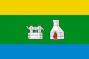 Флаг города Екатеринбург