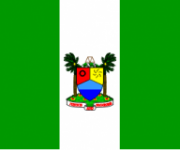 Флаг города Лагос