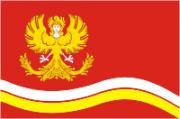 Флаг города Михайловск