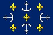 Флаг города Порт-Луи