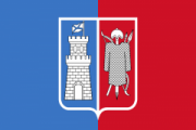 Флаг города Ростов-на-Дону