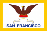 Флаг города Сан-Франциско