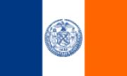Флаг города Нью-Йорк