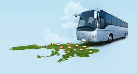 Плюсы и минусы автобусных туров по Европе