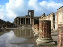 Базилика форума в Помпеях