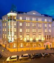 Отель Hotel Theatrino в Праге
