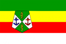 Флаг города Касабланка