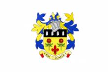 Флаг города Катр-Борн
