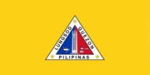 Флаг города Кесон-Сити