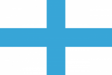 Флаг города Марсель