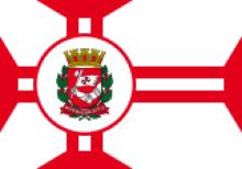 Флаг города Сан-Паулу
