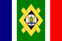 Флаг города Йоханнесбург