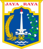 Герб города Джакарта