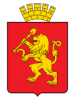 Герб города Красноярск