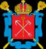 Герб города Санкт-Петербург