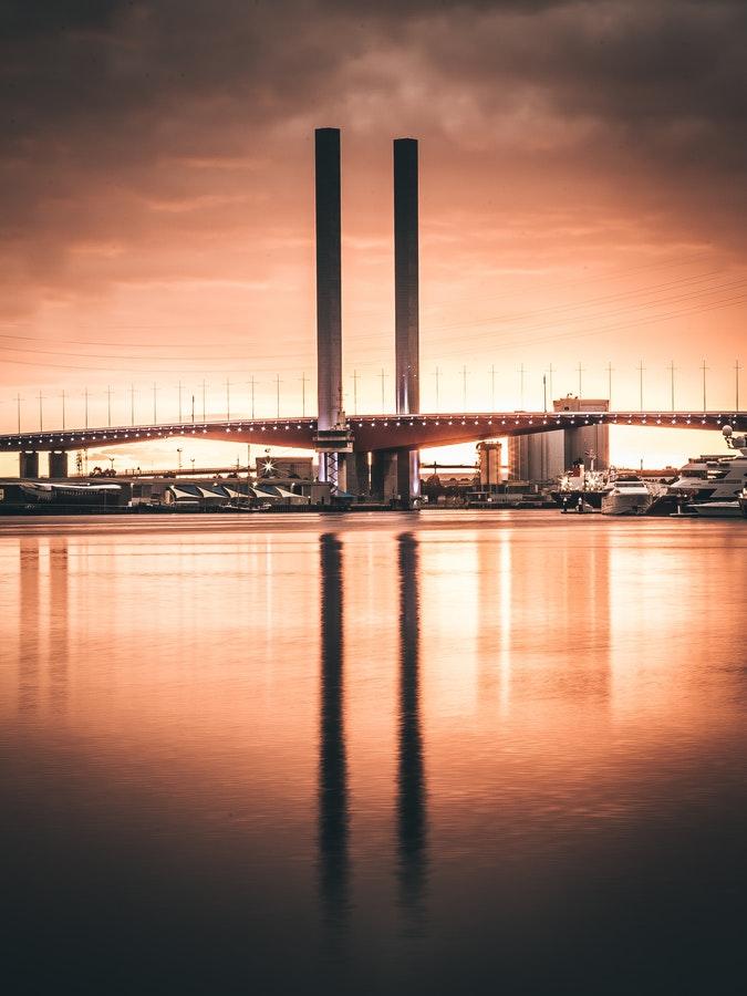 Фото город Мельбурн, Австралия (1062257052)
