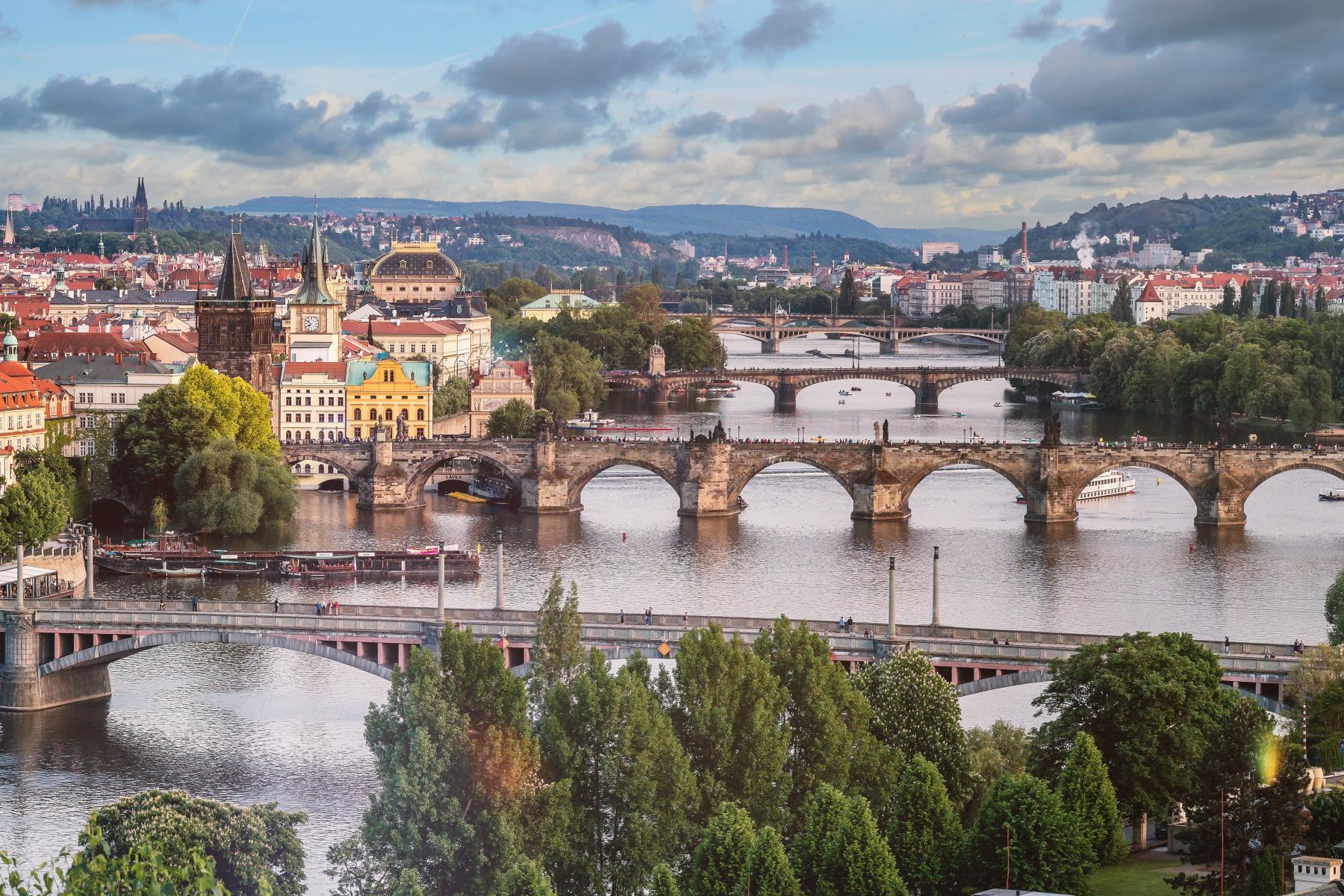 Фото город Прага, Чехия (1852447730)