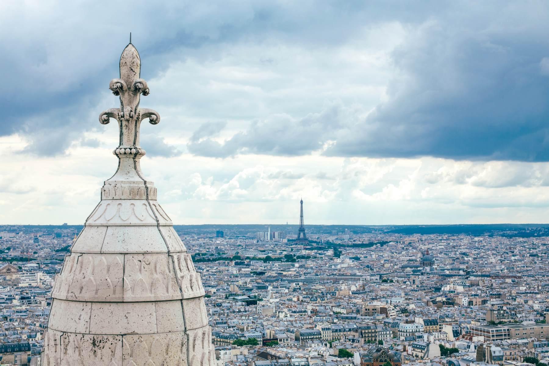 Фото город Париж, Франция (1258345191)