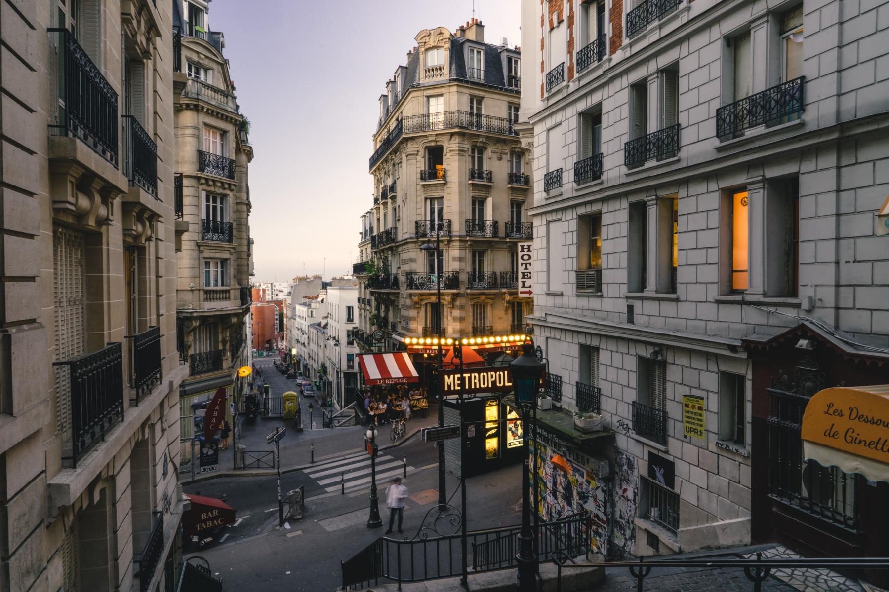 Фото город Париж, Франция (808813294)