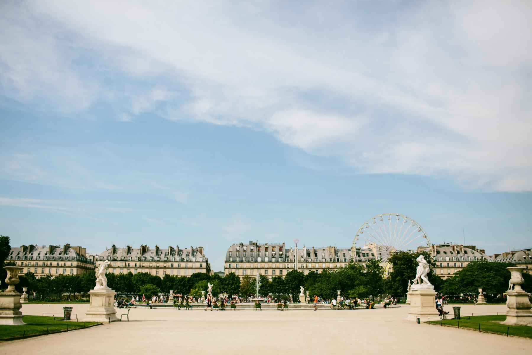 Фото город Париж, Франция (640455949)