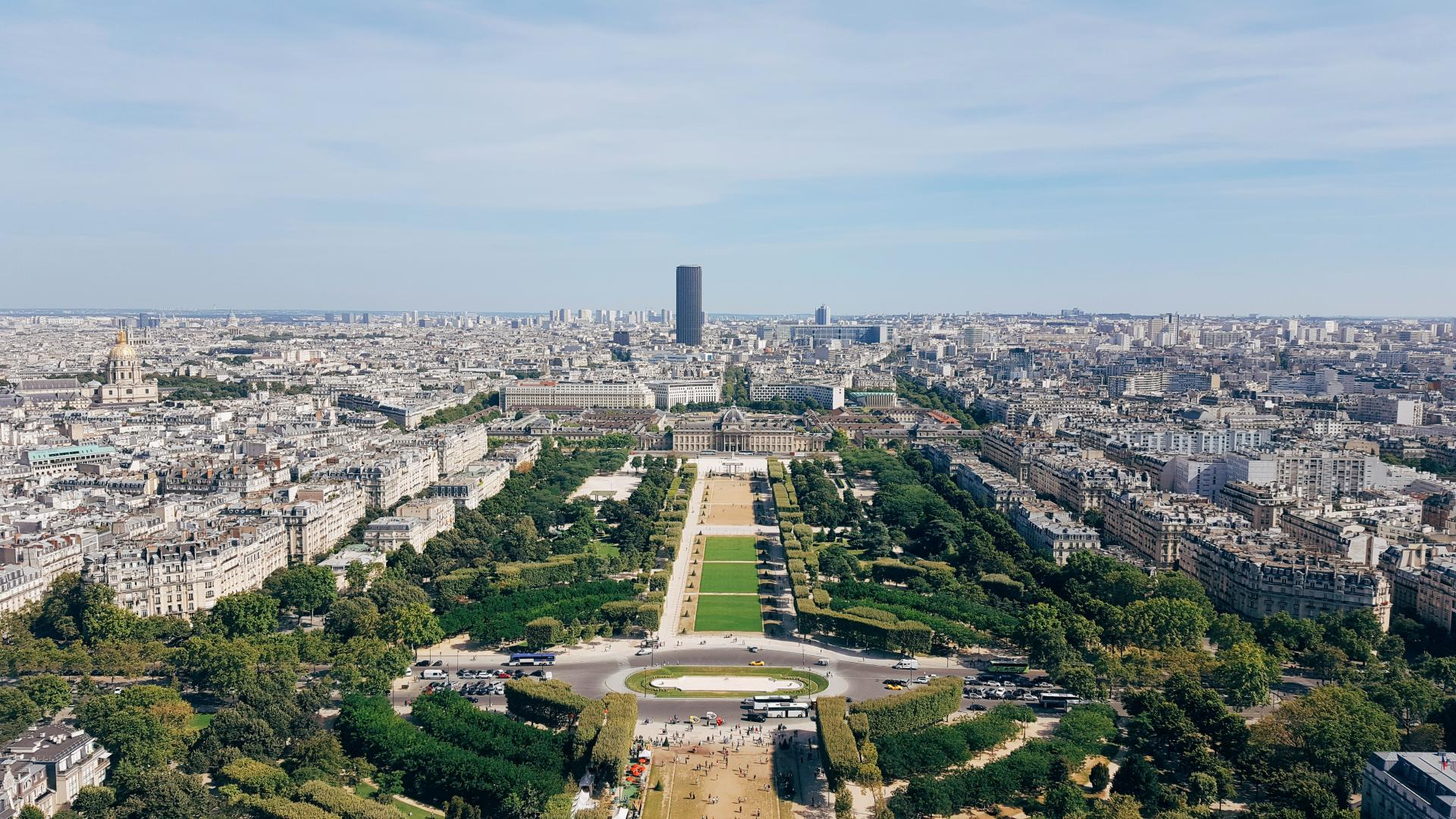Фото город Париж, Франция (1613944981)
