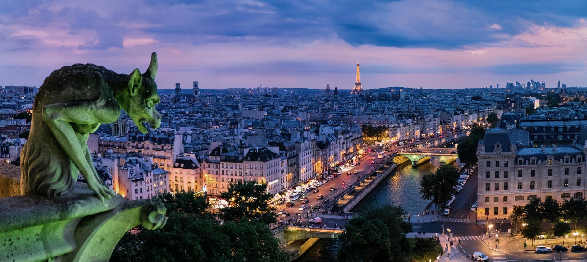 Фото город Париж, Франция (527095737)