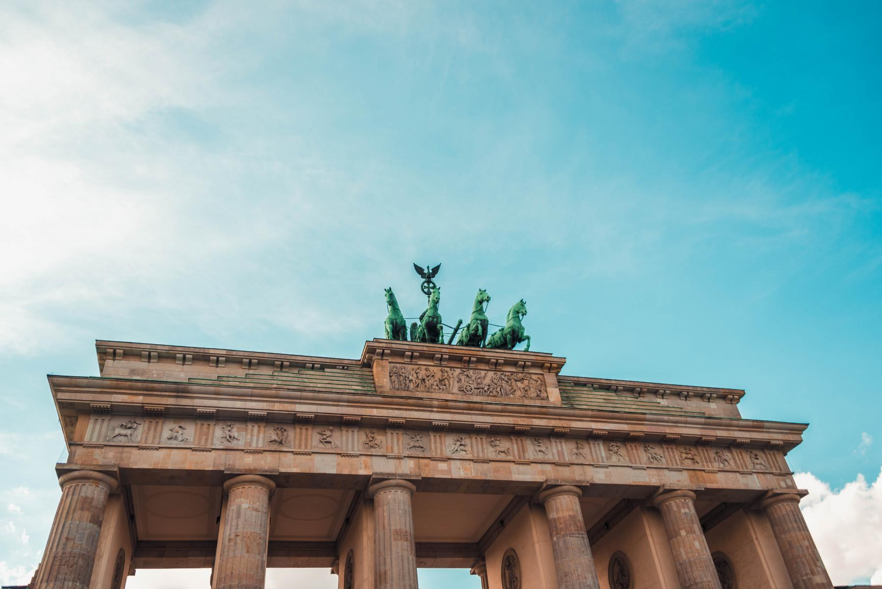 Фото город Берлин, Германия (258633900)