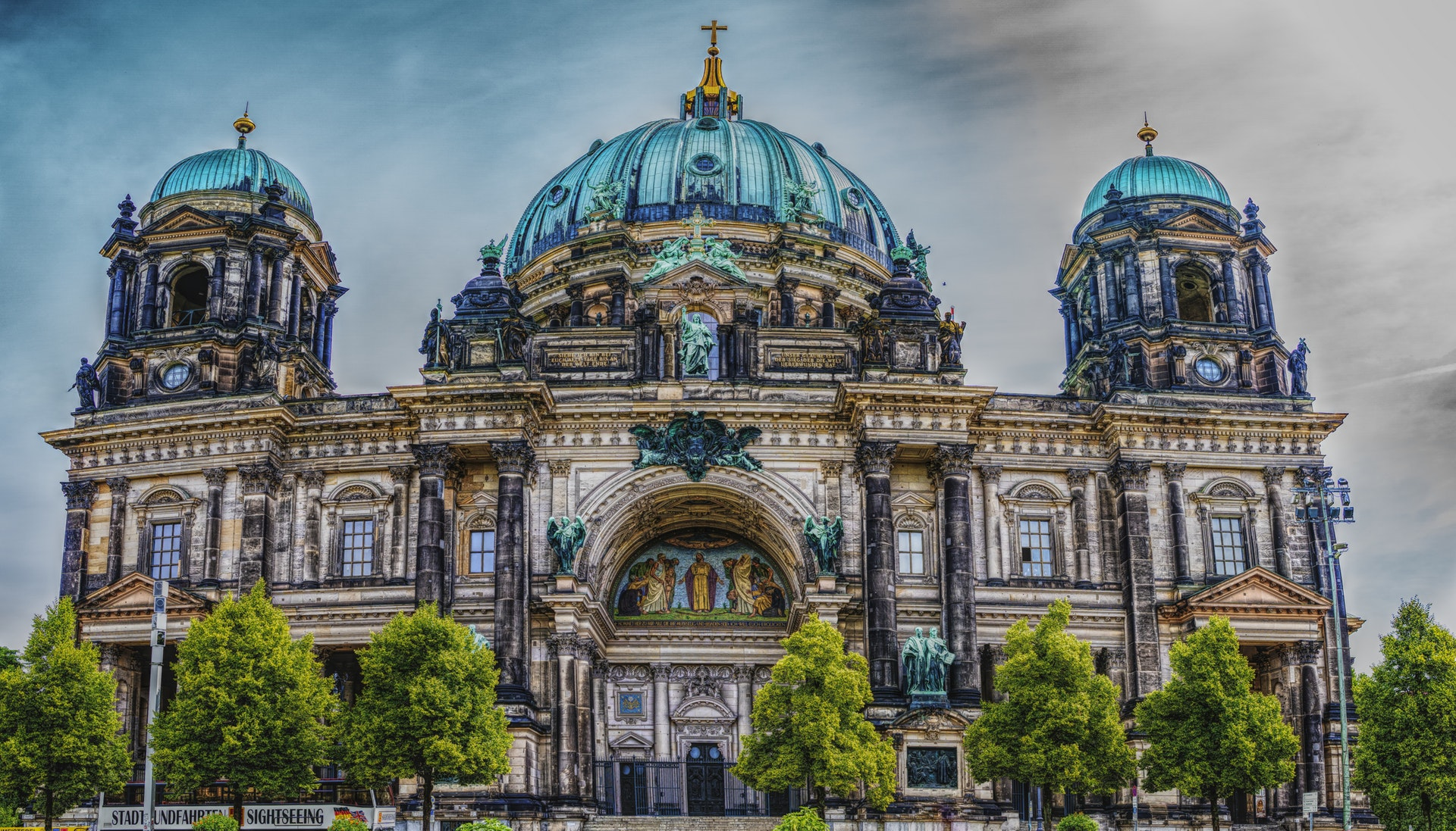 Фото город Берлин, Германия (729231417)