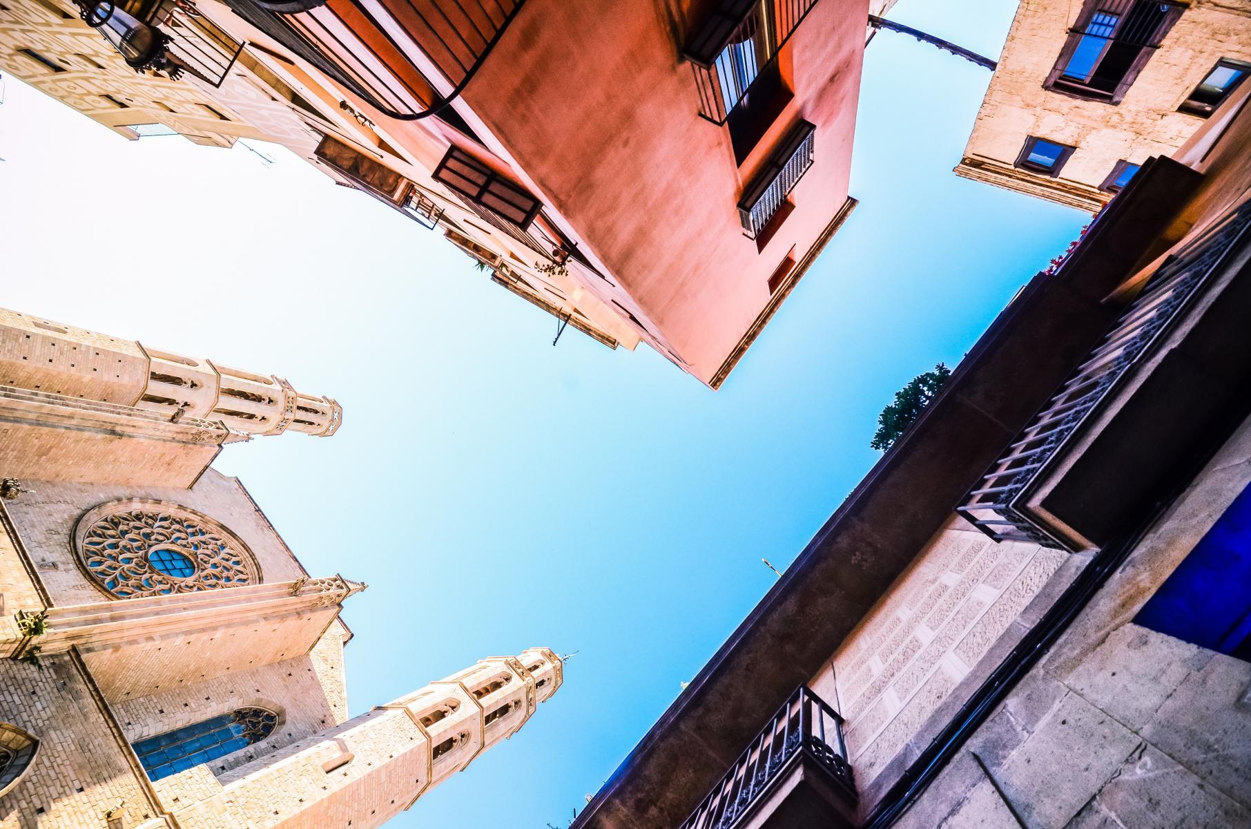 Фото город Барселона, Испания (389980747)