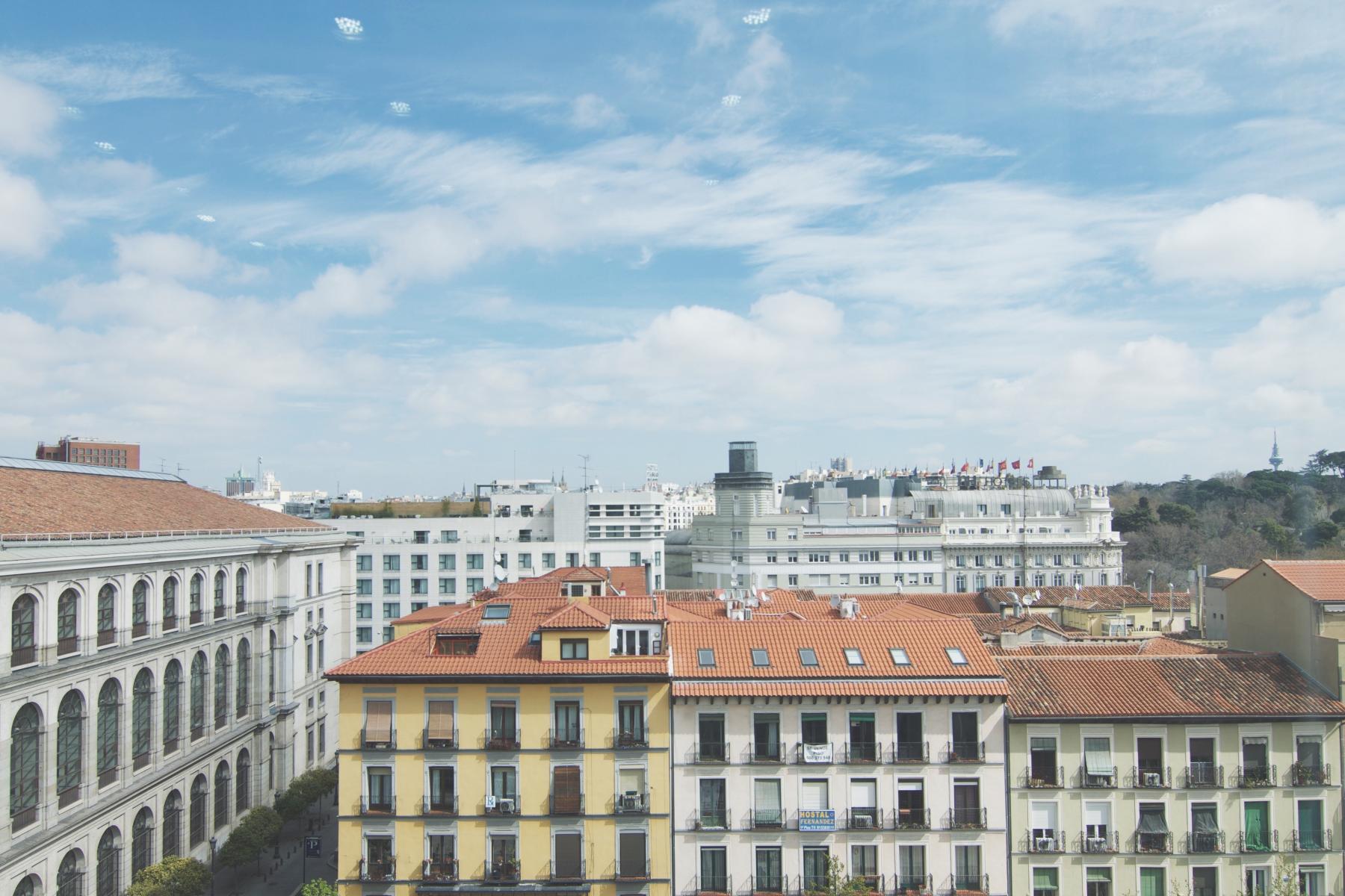 Фото город Мадрид, Испания (988645916)