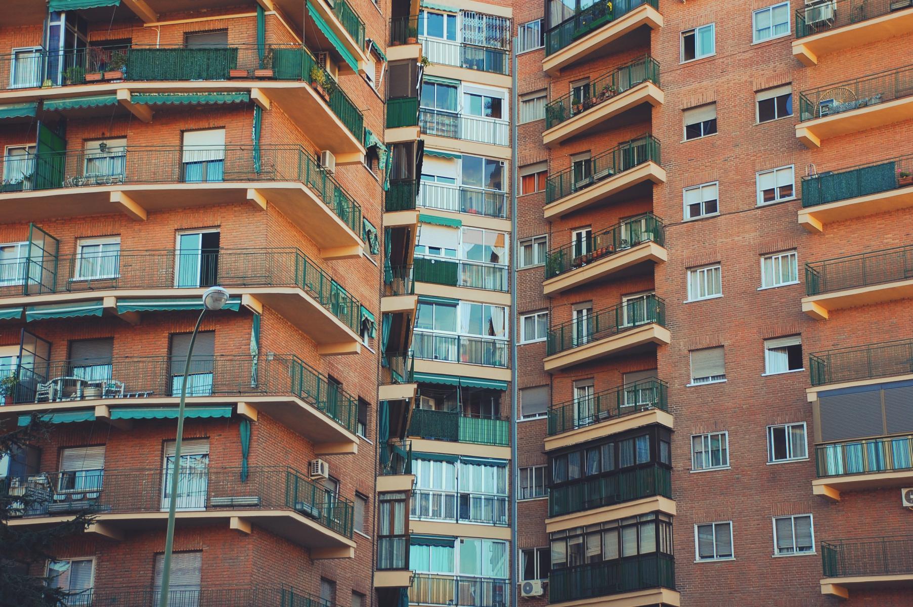 Фото город Мадрид, Испания (843217343)