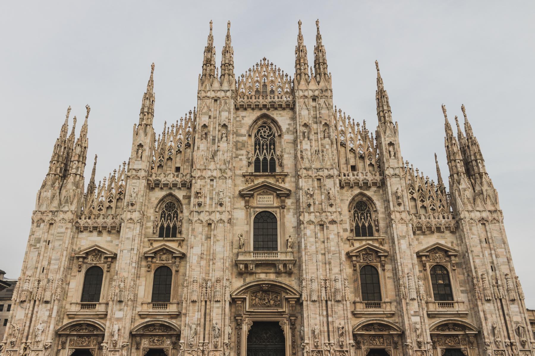 Фото город Милан, Италия (701438491)