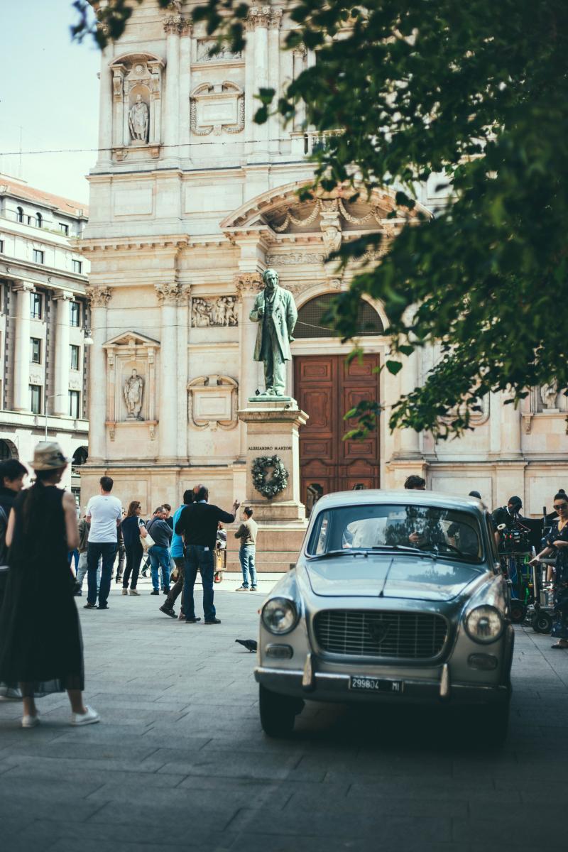 Фото город Милан, Италия (957493893)