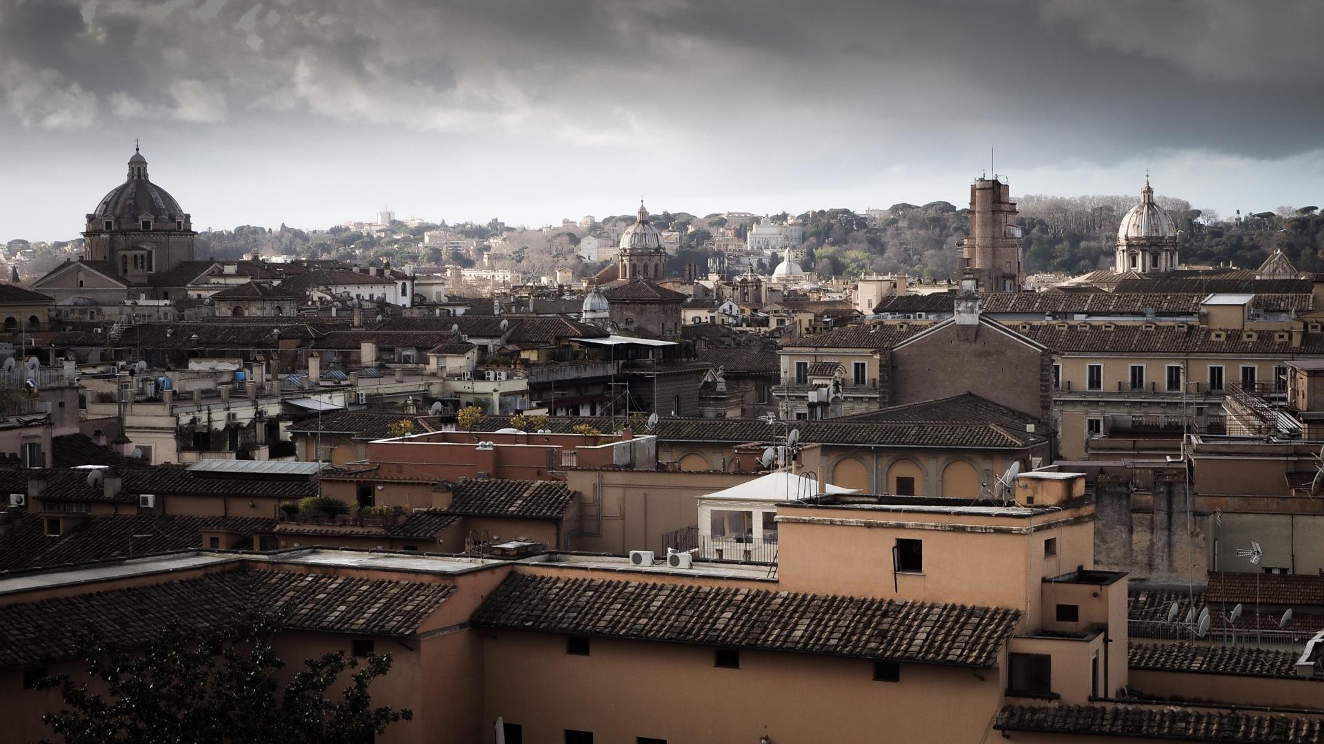 Фото город Рим, Италия (523490038)