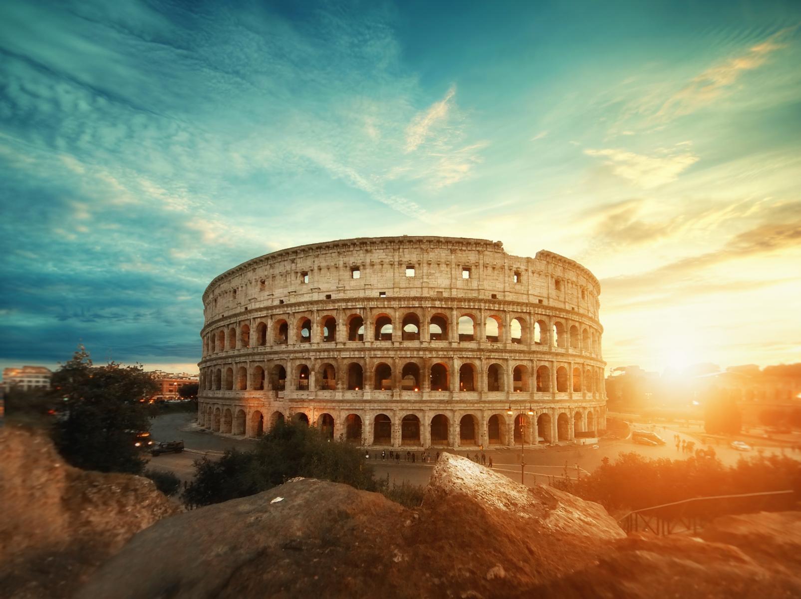 Фото город Рим, Италия (1591082043)