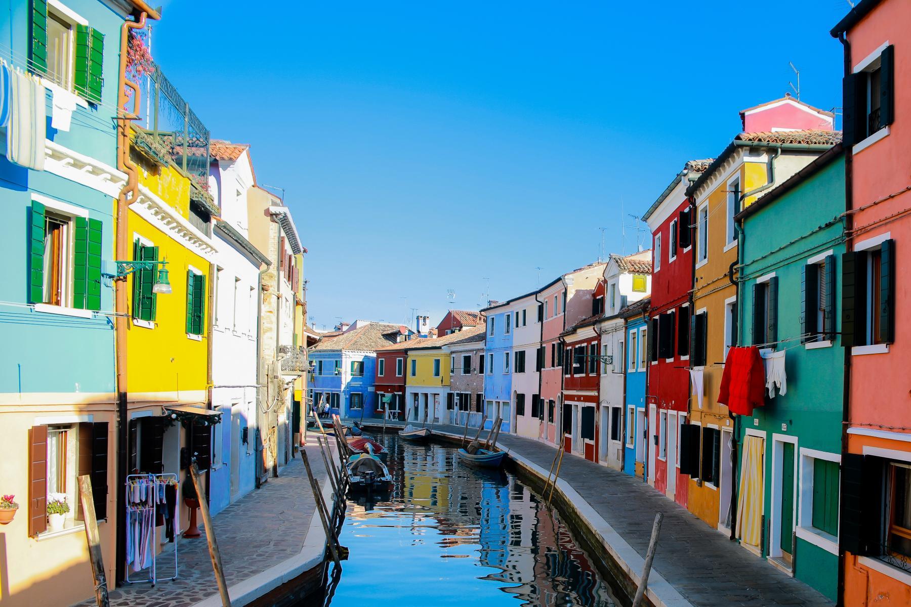 Фото город Венеция, Италия (586750848)