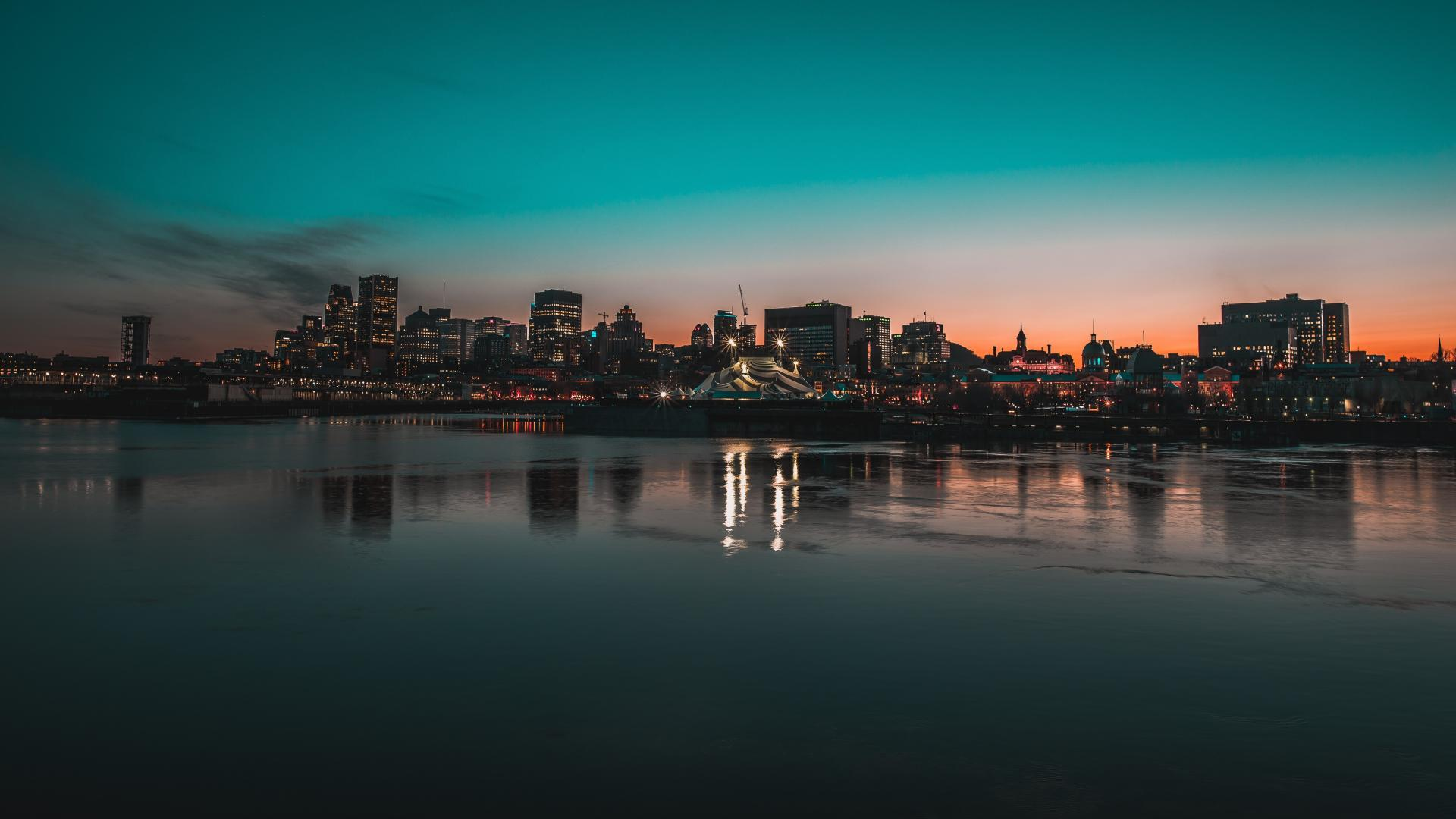 Фото город Монреаль, Канада (1757015436)