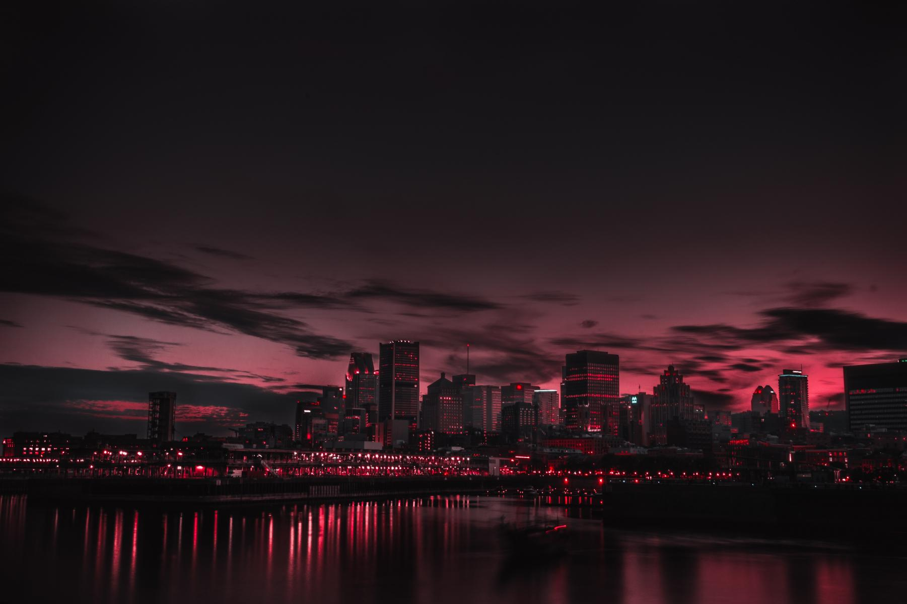 Фото город Монреаль, Канада (1764900871)