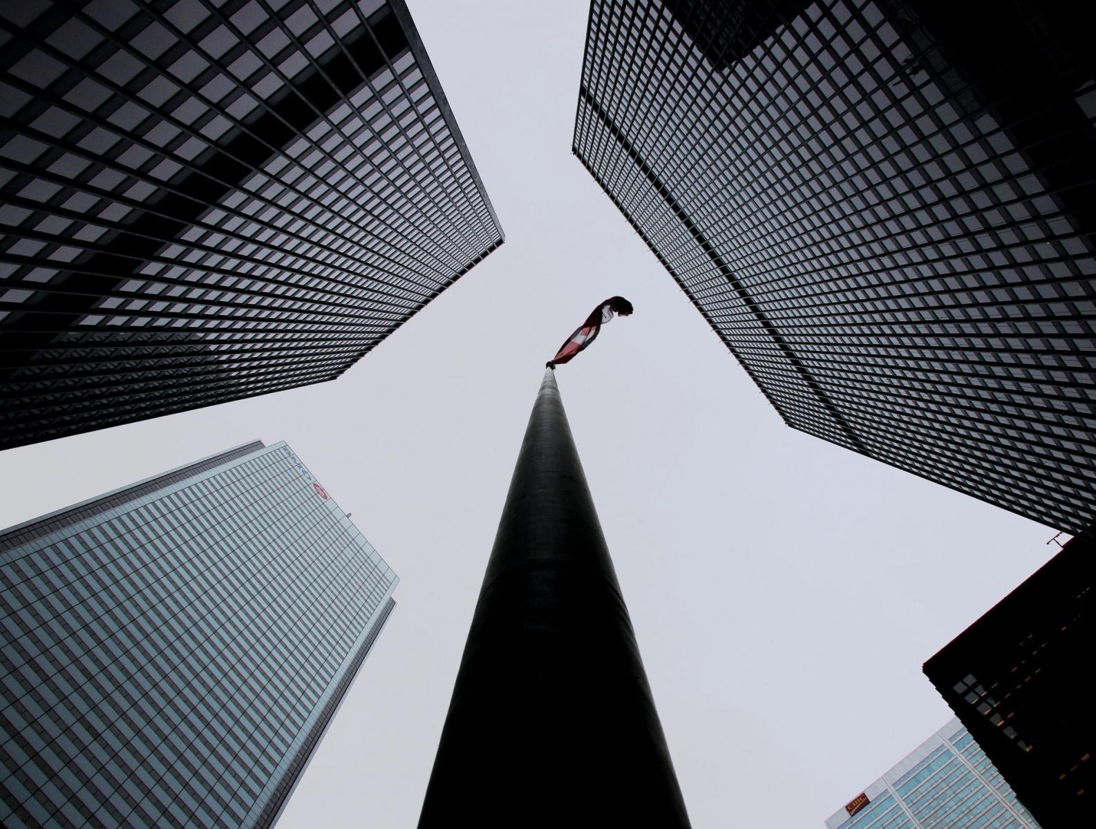 Фото город Торонто, Канада (1051646197)