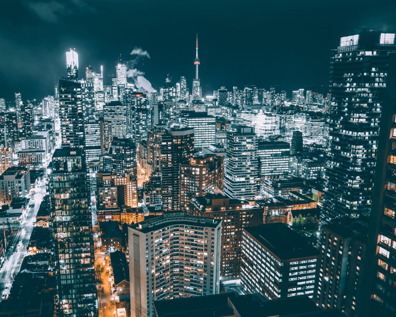 Фото город Торонто, Канада (722458370)