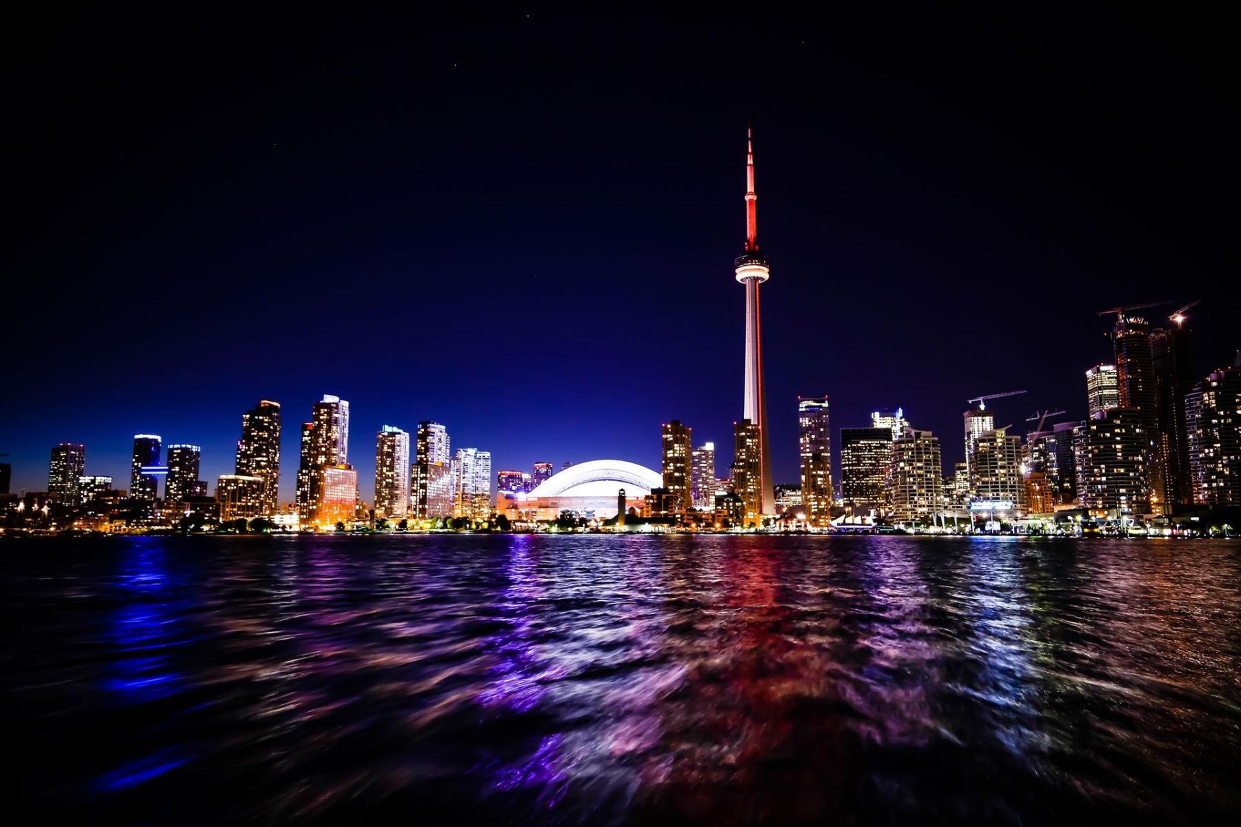 Фото город Торонто, Канада (1266987803)