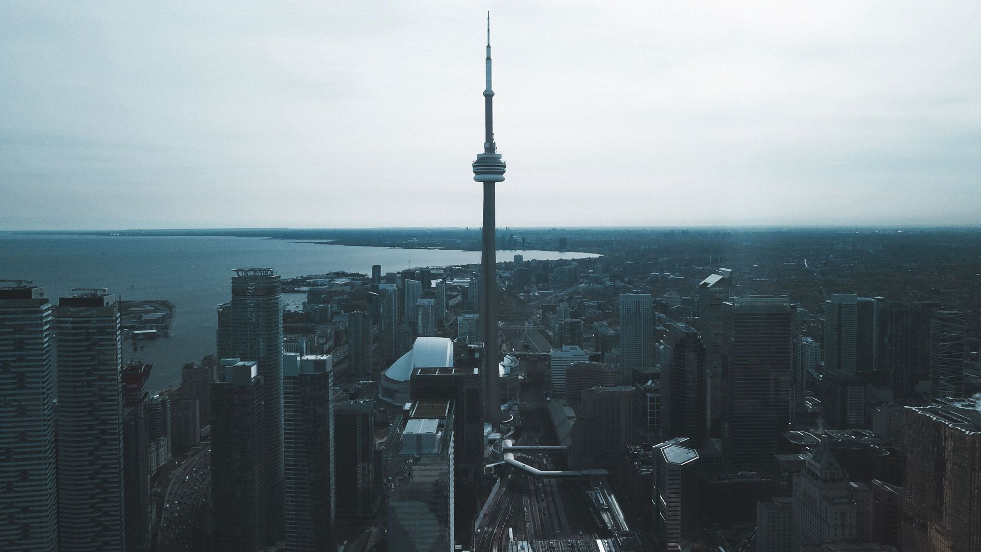 Фото город Торонто, Канада (1696228242)